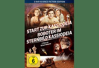 Start zur Kassiopeia / Roboter im Sternbild Kassiopeia DVD
