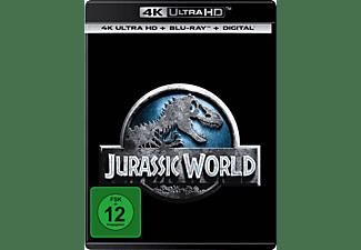 Jurassic World 4K Ultra HD Blu-ray + Blu-ray