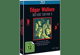 Edgar Wallace Edition Box 5 Blu-ray