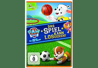 Paw Patrol - Das Spiel kann losgehen DVD
