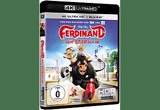 Ferdinand: Geht STIERisch ab! 4K Ultra HD Blu-ray + Blu-ray