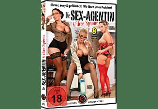 DIE SEX-AGENTIN & IHRE SPIONE DVD