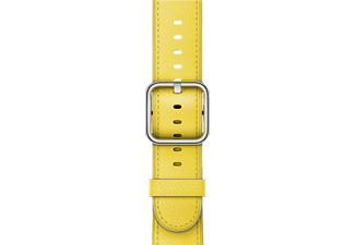 APPLE Classic Buckle, Armband, Apple, Watch 42 mm, Spring Yellow