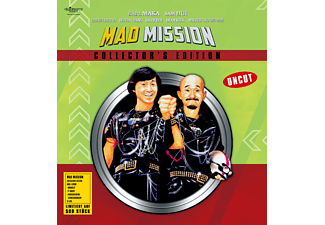 Mad Mission 1+5 - Collector's Edition - (Blu-ray + DVD)