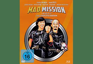 MAD MISSION Part 1 - 5 Blu-ray + DVD
