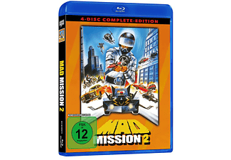 Mad Mission 2 - Aces Go Places - (Blu-ray + DVD)