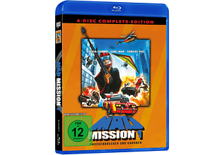 Mad Mission - (Blu-ray + DVD)