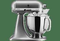 KITCHEN AID 4.8 l Küchenmaschine Artisan 5KSM175PSECU Kontur-Silber