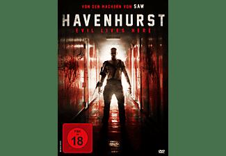 Havenhurst - Evil lives here DVD
