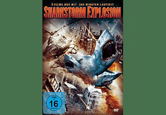 Sharkstorm Explosion DVD