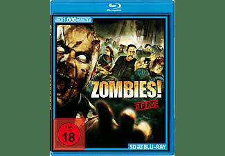 Zombies! Blu-ray