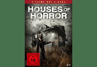 Houses of Horror DVD