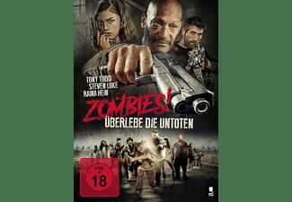 Zombies! - Überlebe die Untoten DVD