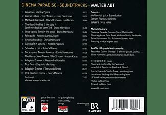 Abt Walter - Cinema Paradiso-Soundtracks  - (CD)