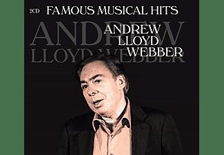 Andrew Lloyd Webber - Andrew Lloyd Webber: Famous Musical Hits  - (CD)