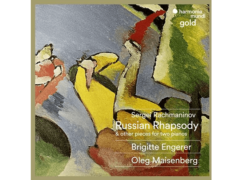 Engerer & Maisenberg - Works For 2 Pianos & Four Hand Piano [CD]