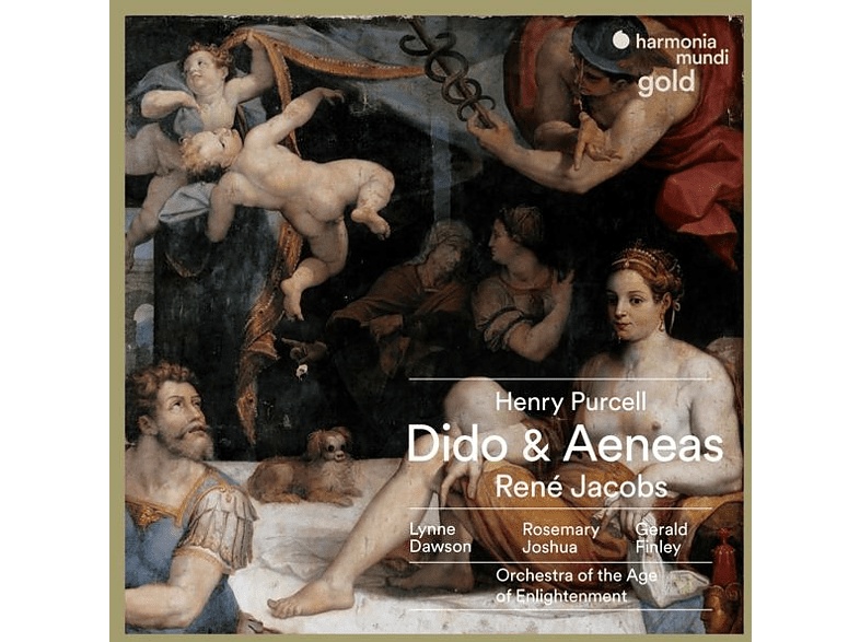 JACOBS & ORCH. AGE OF ENLIGHTENMENT - Dido & Aeneas [CD]