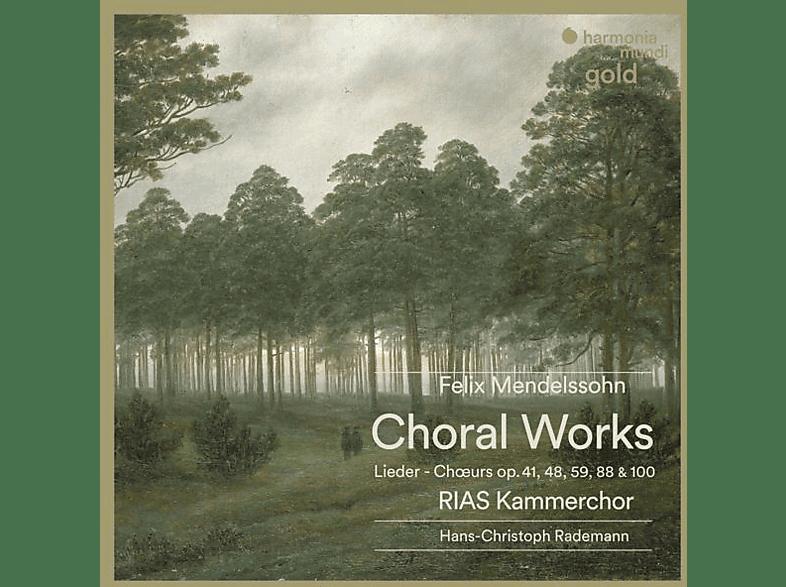 RIAS Kammerchor/Rademann - Lieder [CD]