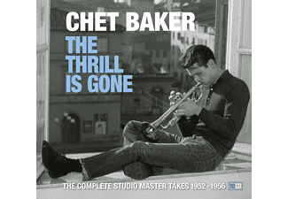 Chet Baker - The Thrill Is Gone - (CD)