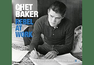 Chet Baker - Rebel At Work  - (CD)
