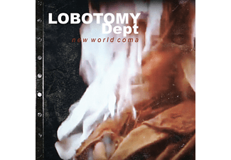 Lobotomy Dept - New World Coma  - (CD)