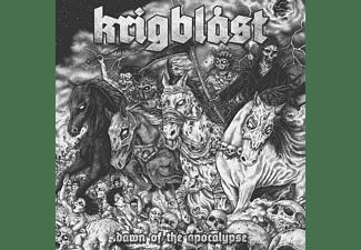 Krigblast - Dawn Of The Apocalypse  - (CD)