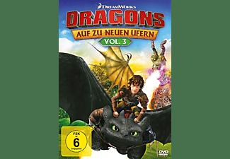 Dragons: Auf zu neuen Ufern - Vol. 3 DVD