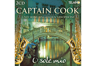 Captain Cook u. s. s. Saxophone - O Sole Mio (CD 2 of 2) - (CD)