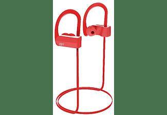 ISY Écouteurs sport sans fil Rouge