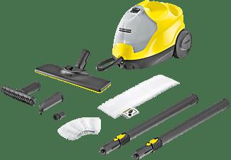 Limpiador de vapor - Kärcher SC 4 EasyFix, 2000 W, 0.5 L, 3.5 bares, Múltiples accesorios, Sin