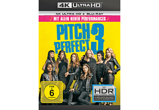 Pitch Perfect 3 4K Ultra HD Blu-ray