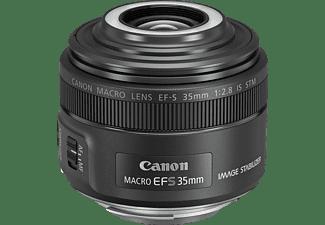 CANON EF-S 35 mm f/2.8 IS, STM (Objektiv für Canon EF-S-Mount, Schwarz)