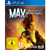 Max: The Curse of the Brotherhood [PlayStation 4]
