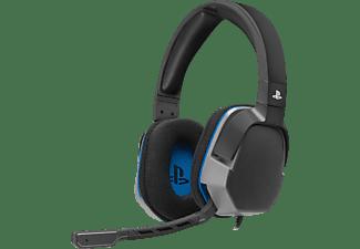 Auriculares gaming - PDP Afterglow LVL 3, Cancelación de ruido, Micrófono flexible, PS4