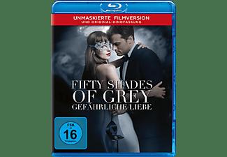 Fifty Shades of Grey 2 – Gefährliche Liebe Blu-ray