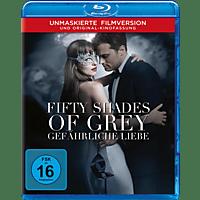 Fifty Shades of Grey 2 – Gefährliche Liebe [Blu-ray]