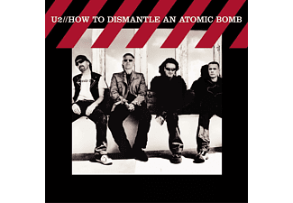 U2 - How To Dismantle An Atomic Bomb Vinyl
