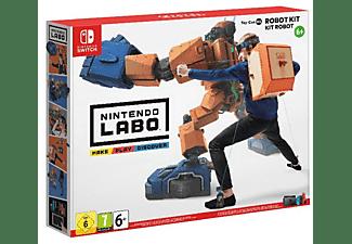 Labo Toy-Con 02 Robotpakket Switch
