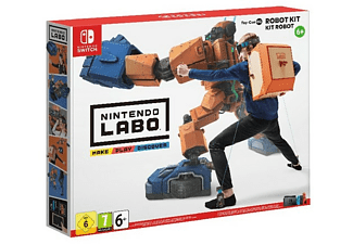 Labo Robotpakket - Toy-Con 02 | Nintendo Switch
