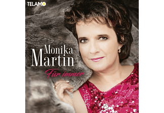 Monika Martin - Für immer  - (CD)