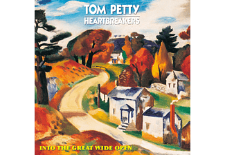 Tom Petty & The Heartbreakers - Into The Great Wide Open Vinyl