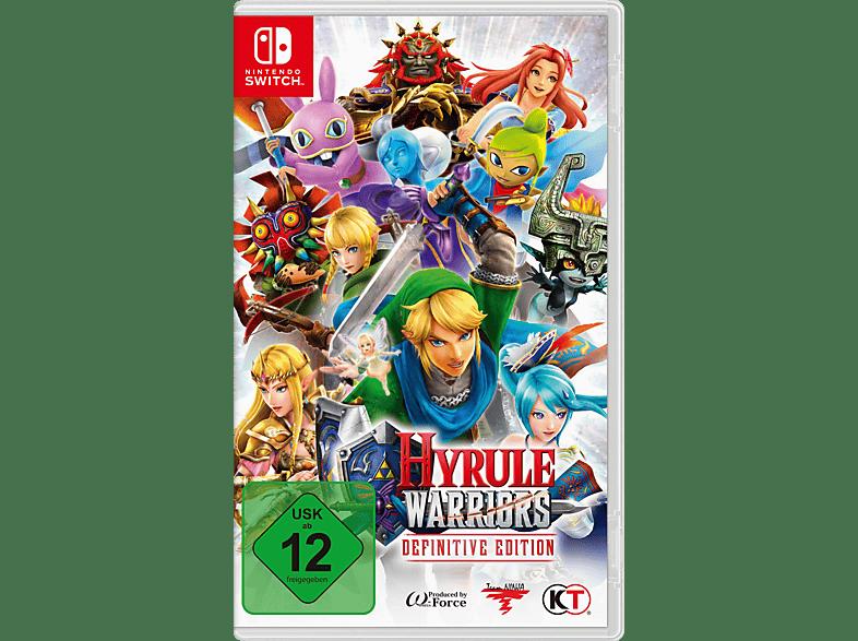 Hyrule Warriors Definitive Edition Nintendo Switch Fur Nintendo Switch Online Kaufen Saturn