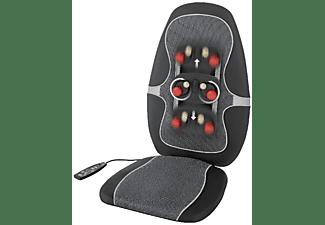 Cojín de masaje - Medisana MC 815, 3 niveles de fuerza, 3 zonas de masaje, Gris