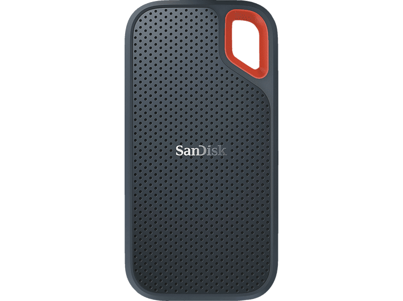 SANDISK Extreme Portable SSD 500 GB SSD, 2.5 Zoll, extern
