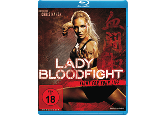 Lady Bloodfight - Fight for your love - (Blu-ray)