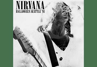 Nirvana - Halloween Seattle '91 (2LP-Set White Vinyl)  - (Vinyl)