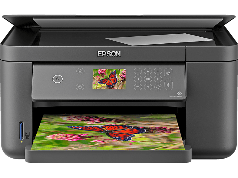 EPSON EXPRESSION XP5105 HOME Epson Micro Piezo™-Druckkopf Multifunktionsdrucker WLAN