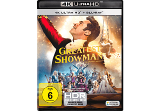 Greatest Showman [4K Ultra HD Blu-ray + Blu-ray]