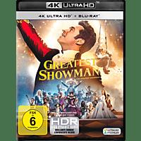 Greatest Showman [4K Ultra HD Blu-ray + Blu-ray]