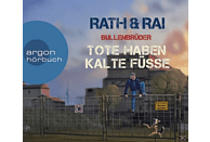 Christoph Maria Herbst - (2)Bullenbrüder-Tote Haben Kalte Füße (SA) - (MP3-CD)